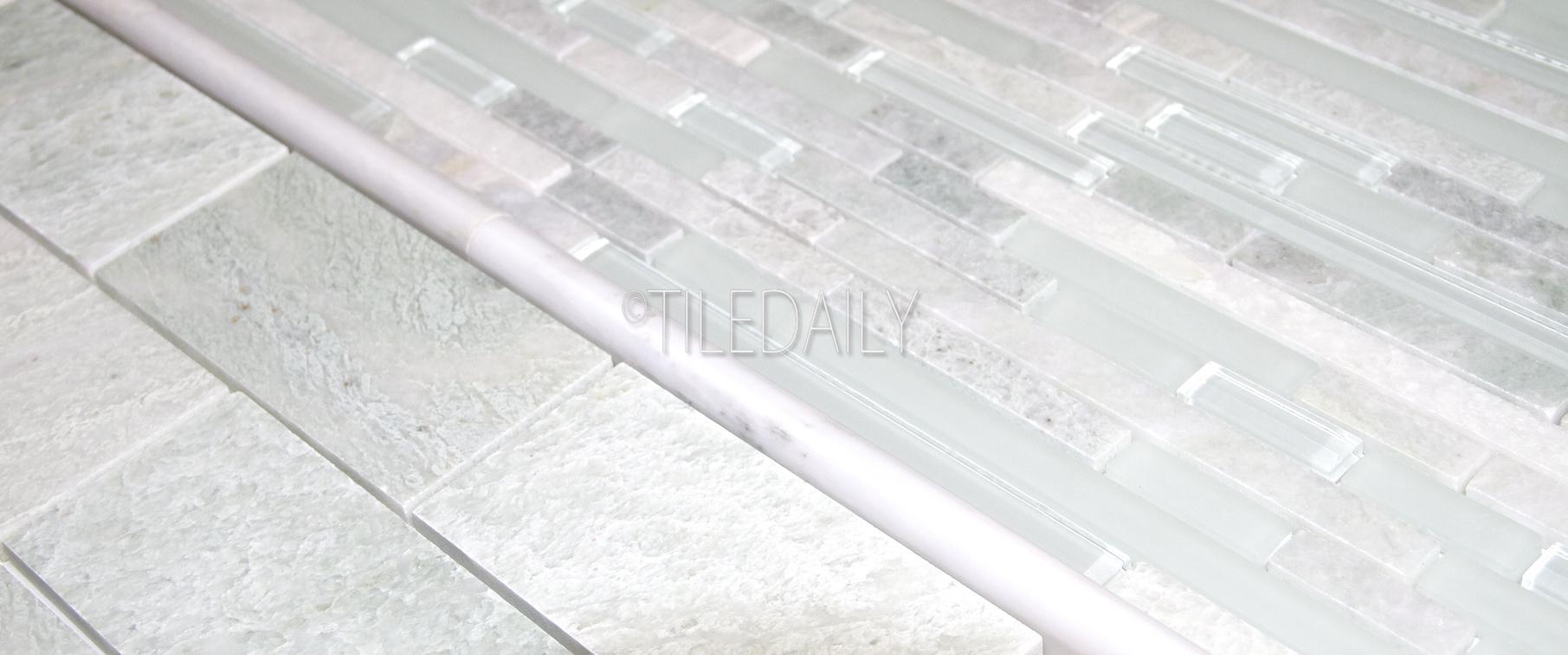 Subway tiledaily 3x6 ming green marble subway mosaic3x6 ming green marble subway mosaic with ming green and glass random brick mosaic3x6 ming green marble subway mosaic dailygadgetfo Choice Image