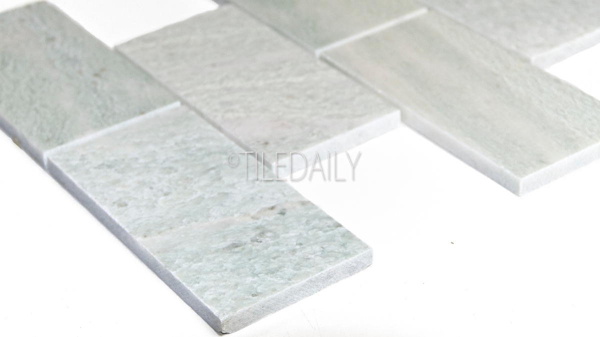 Ming green marble subway tile tiledaily dailygadgetfo Choice Image