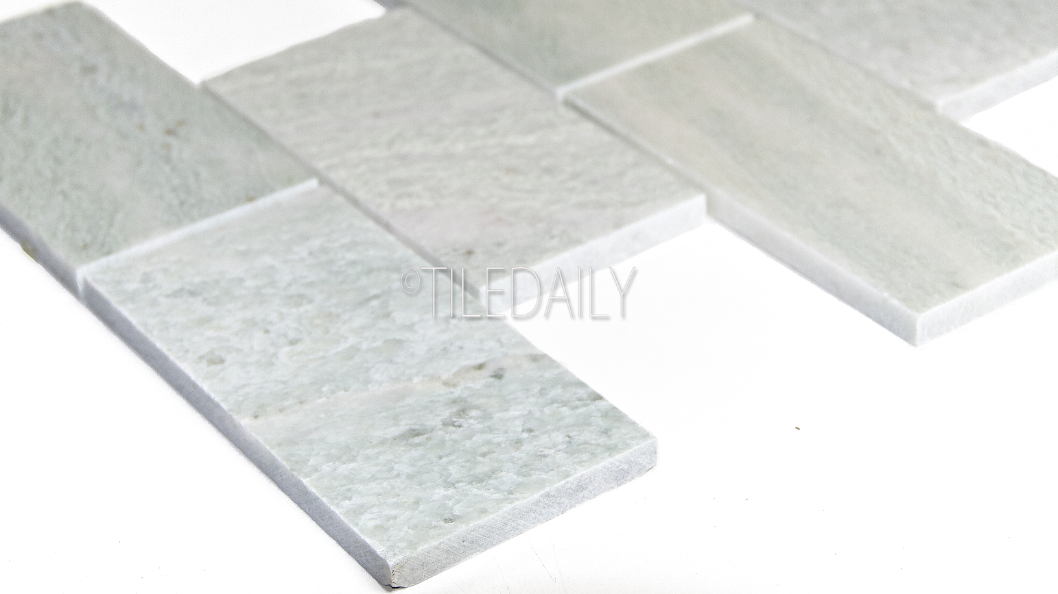 3x6 ming green marble subway tile available at tiledaily - Marble Subway Tile