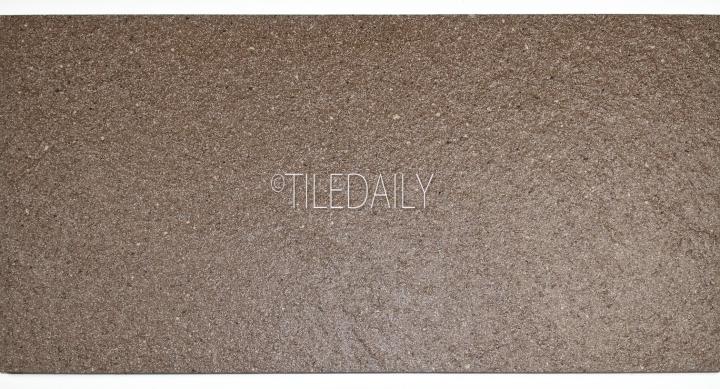 P0087BN - Sand Texture Porcelain Tile, Brown