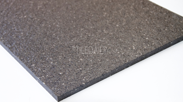 P0087GY - Sand Texture Porcelain Tile, Grey
