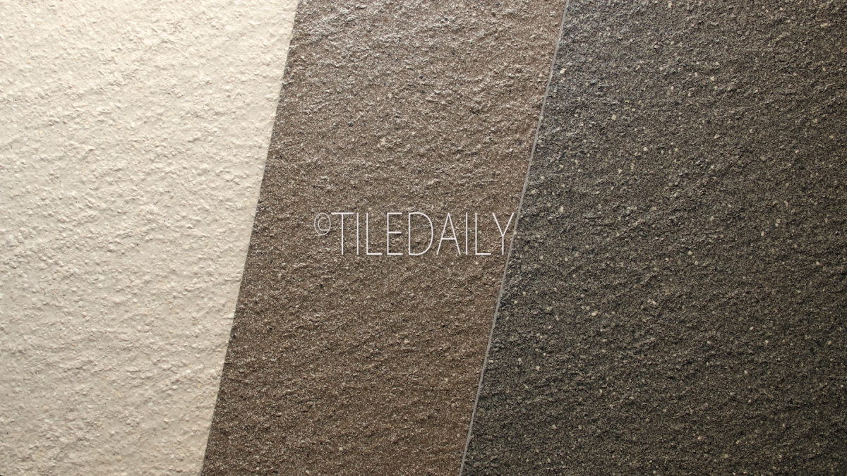 Rough sand porcelain tile 3 colors tiledaily