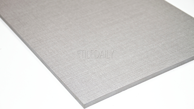 P0015LGY-2  - Linen Porcelain Tile, Light Grey