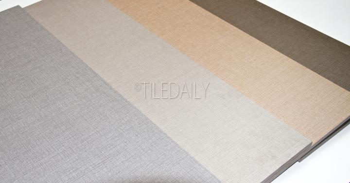 Linen Porcelain Tile, 4Colors