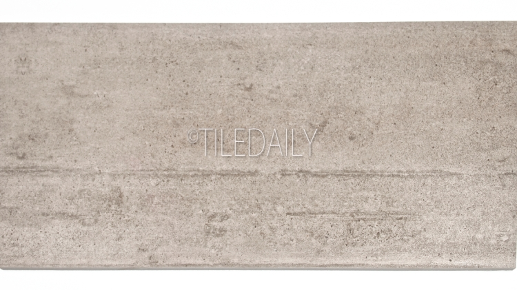 P0084GY-2 - Series II Rustic Cement Porcelain Tile, Warm Grey