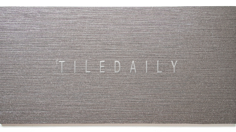 Groove Texture Porcelain Tile, 3 Colors White, Grey and Dark Grey - Available at TileDaily