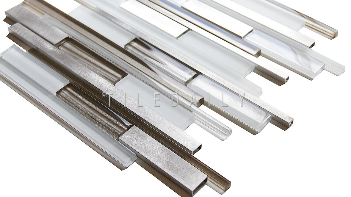 GM0131- Alumina Glass Mosaic