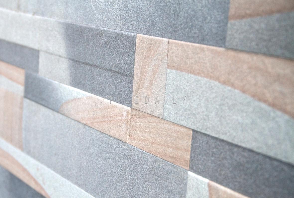 P0096 - 24x24 Sandstone Ledger Porcelain Tile
