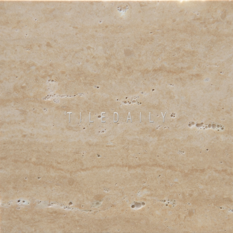 P0095BN - Travertine Porcelain Tile, Noche