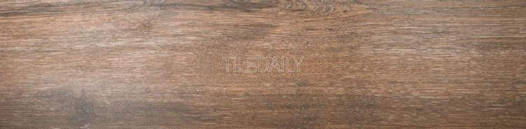 Brown Wood Porcelain Tile, 8x33""