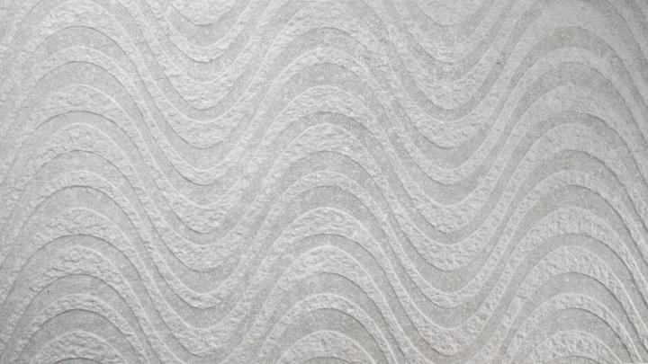 Greystone Porcelain Tile, Wave, Light Grey
