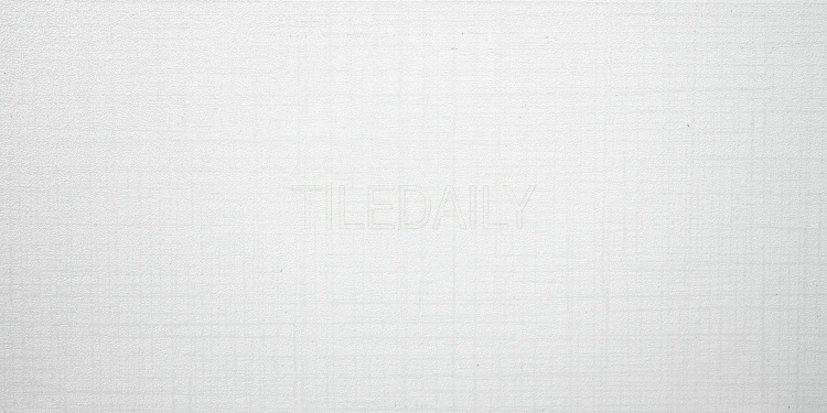 Linen Gloss Porcelain Tile in White Available at TileDaily