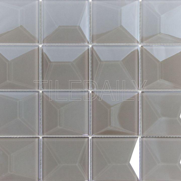 Essence 3D Iridescent GlassMosaic