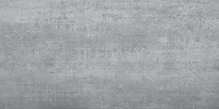 SideWalk Cement Texture Porcelain Tile Grey