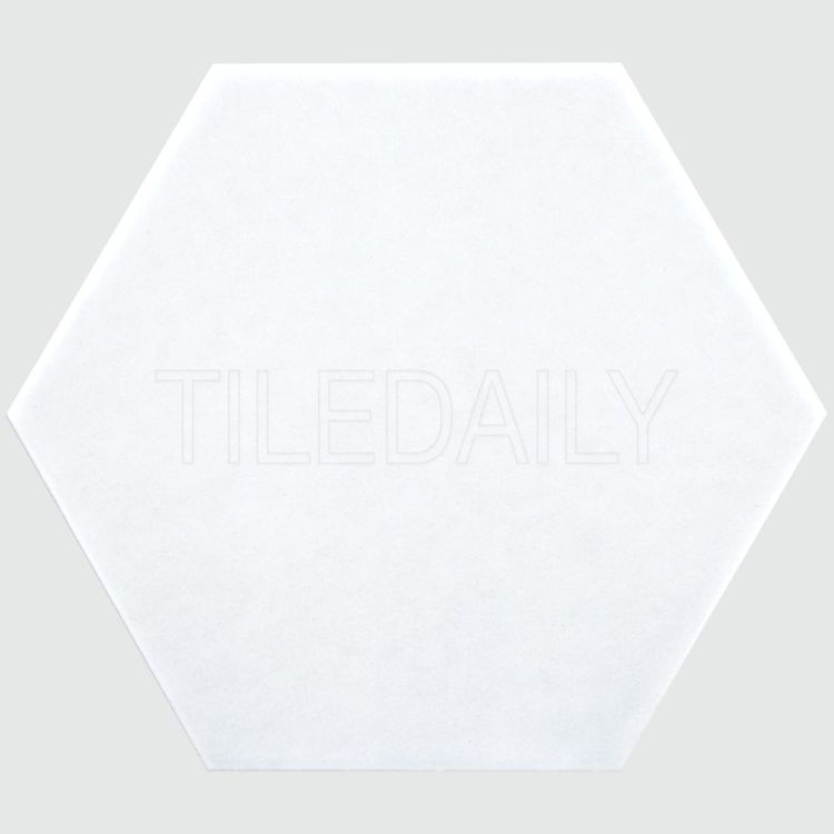 "8"" Hexagon Porcelain Tile for wall and floor"