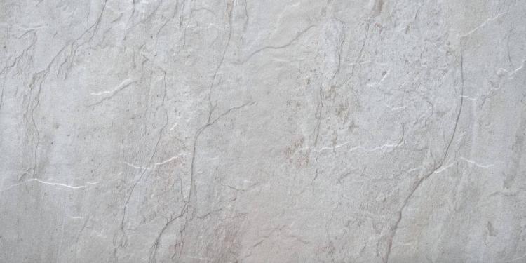 Sahara Slate Porcelain Tile, White, 12x24, TileDaily