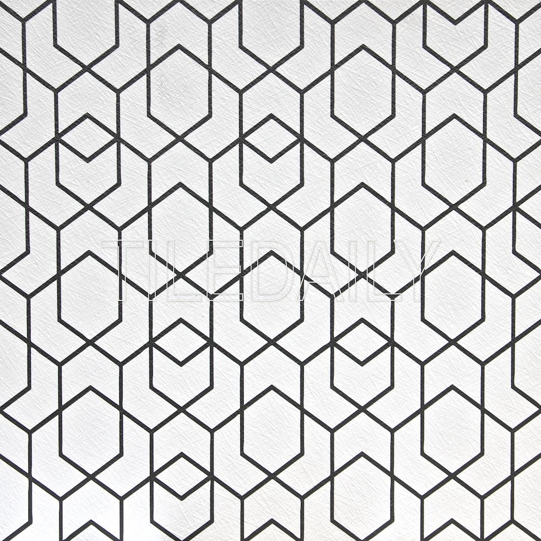 Geometric Tile Tiledaily