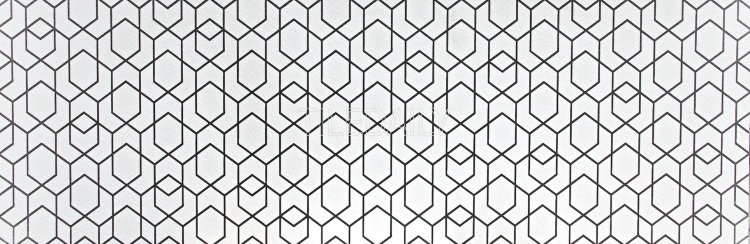 black and white geometric pattern wall ceramic tile