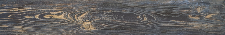 bluish black old wood look porcelain floor tile