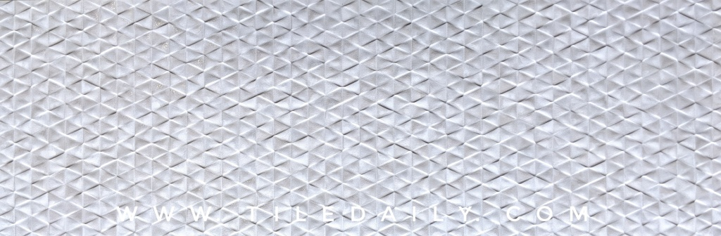 P0124 Prism Ceramic Wall Tile, TileDaily